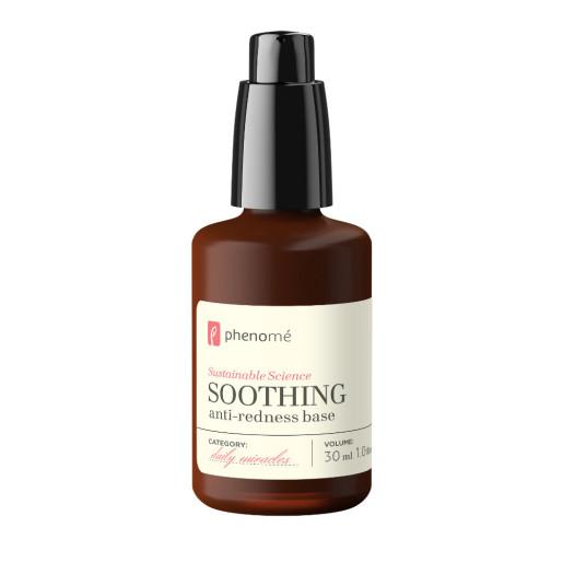 Ser calmant și hidratant pentru tenul sensibil, cu cuperoză