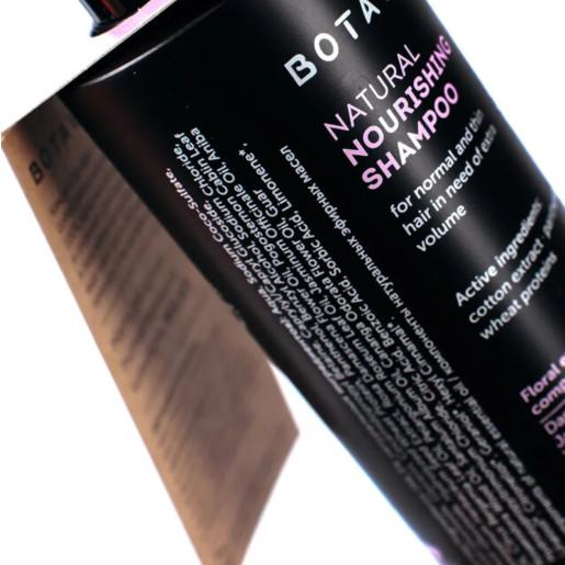 Șampon pentru păr fin și degradat