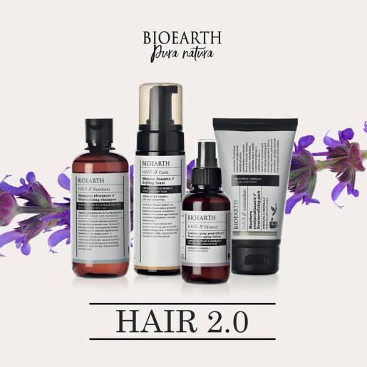 Balsam restructurant pentru păr vopsit