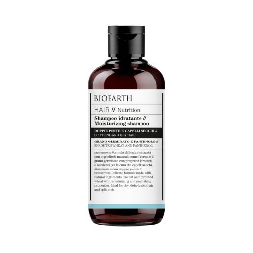 Șampon hidratant cu vitamina B5