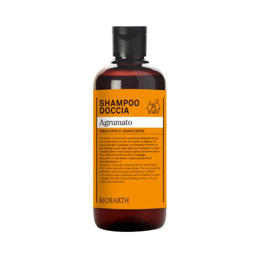 Șampon & gel de duș cu parfum de portocale (500ml)