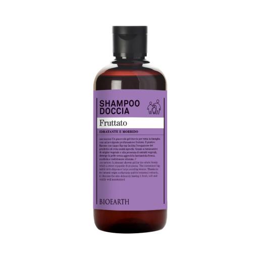 Șampon & gel de duș cu parfum de fructe (500ml)