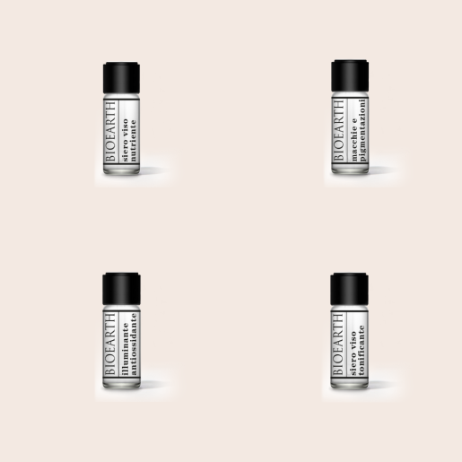 Set 4 serumuri pentru îndepărtarea petelor