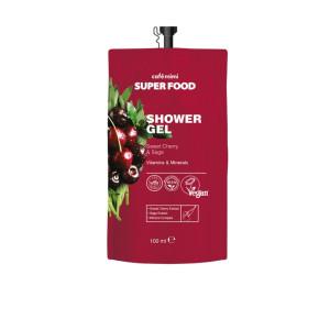 Gel de duș cu cireșe și salvie