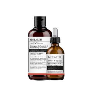 Șampon & ser pentru stimularea creșterii firului de păr