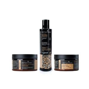 Set șampon & mască pentru păr & cremă de corp