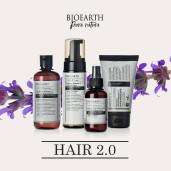Șampon pentru par ondulat