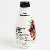 Balsam cu ulei de macadamia și oregano pentru păr colorat și deteriorat