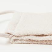 Fașă de baie din bumbac organic și cupru