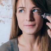 Gel pentru zona ochilor împotriva cearcănelor și edemului cu niacinamidă